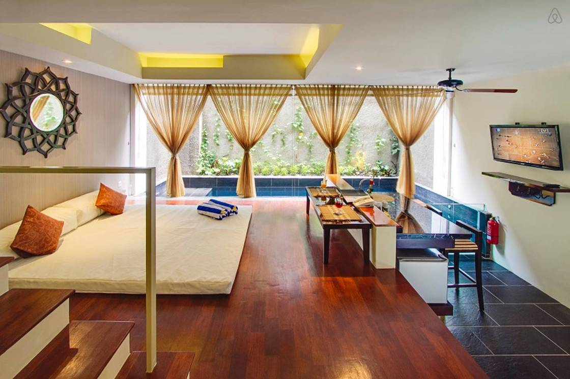 18 Suite Villa at Bali