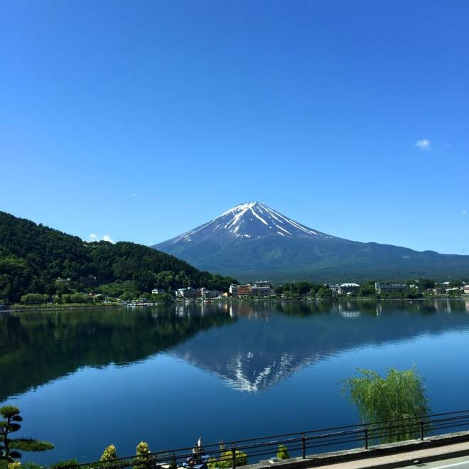 Mount Fuji, Japan – Fujikawaguchiko Resort & Spa – Jessica