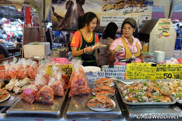 krabi-walking-street-seafood
