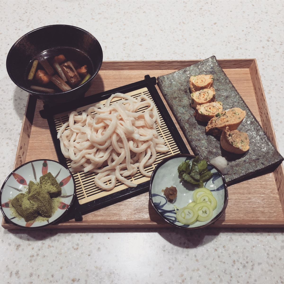ABC Cooking Studio – Handmade Udon and Variation of Dashi